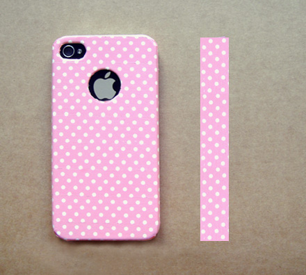 Qu har as con washi tape - Decorar funda movil ...